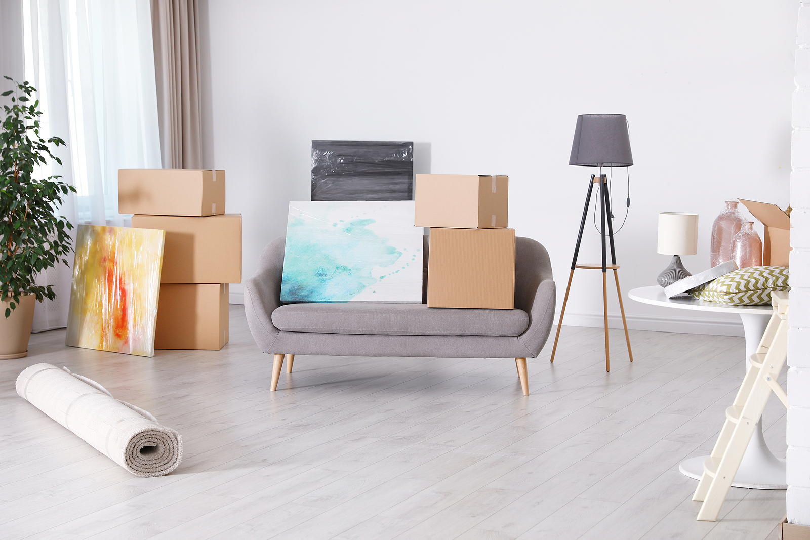 Professional Fine Art Moving Services