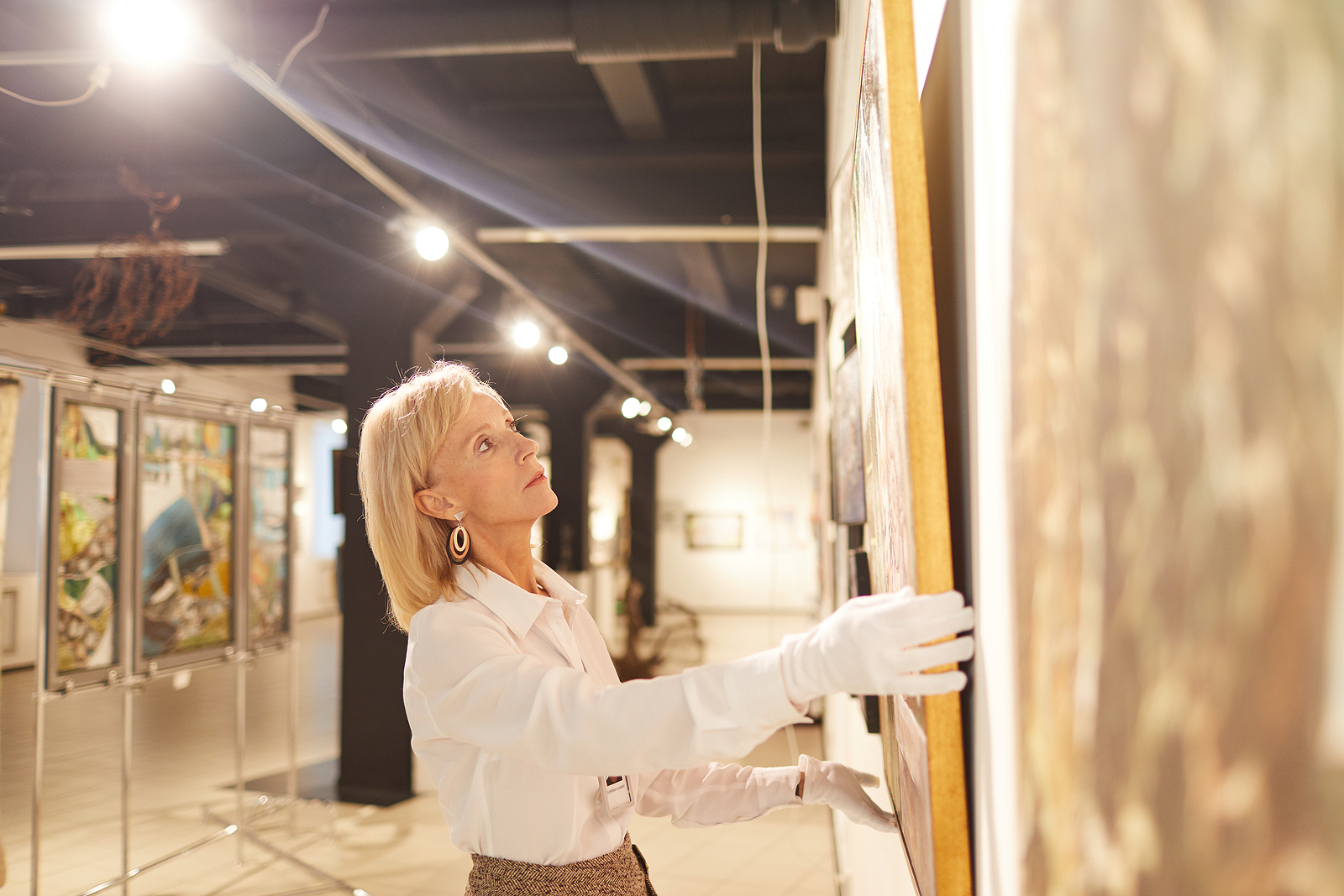 Basic Rules of Fine Art Handling